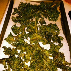 Casey's Kale Chips